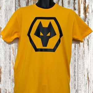 Other - Wolverhampton Wanderers FC T-Shirt Soccer Wolves